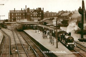 Hunstanton Station