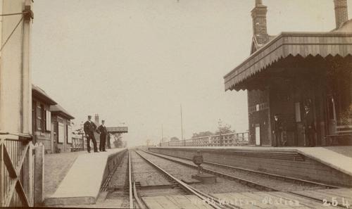 North Wootton Station