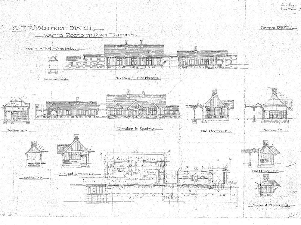 Wolferton Plans