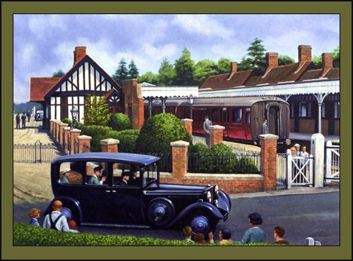 Queen Marys Daimler