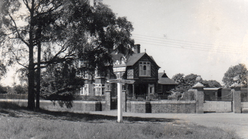 station-masters-house