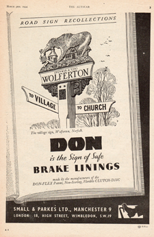 wolferton sign