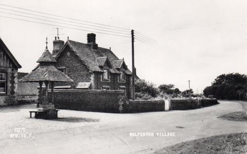 wolferton village