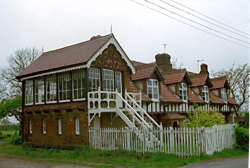 Wolferton Signal Box