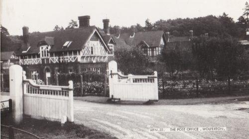 Wolferton Post Office c1955
